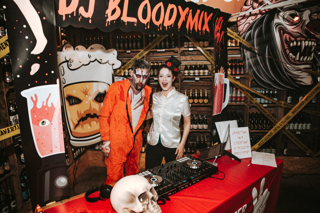 Halloween Part III « Horror Party » - Bières et Copains - Cave à Bières - Toulouse